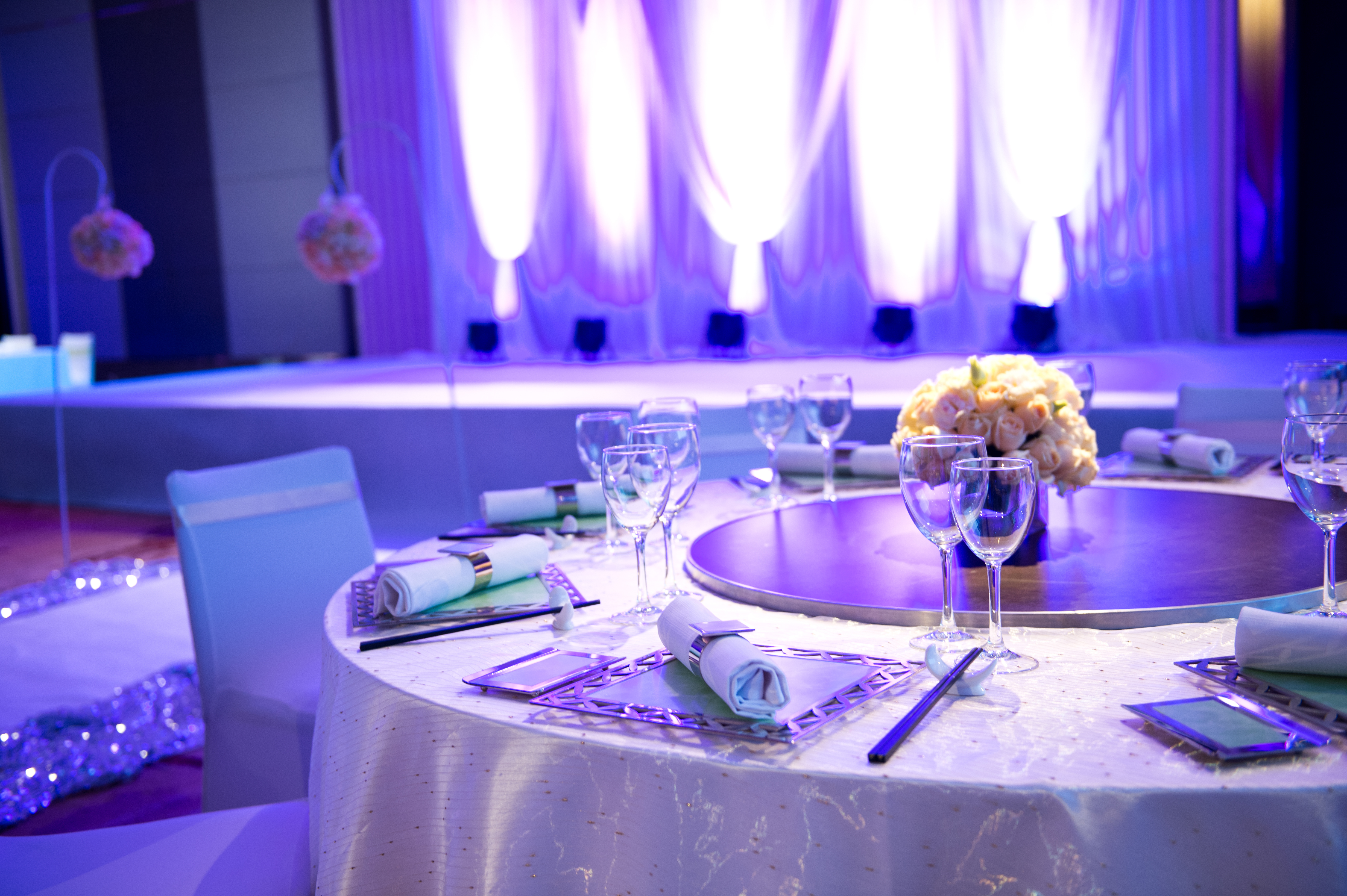 Lighting and Decor by Pure Energy Productions